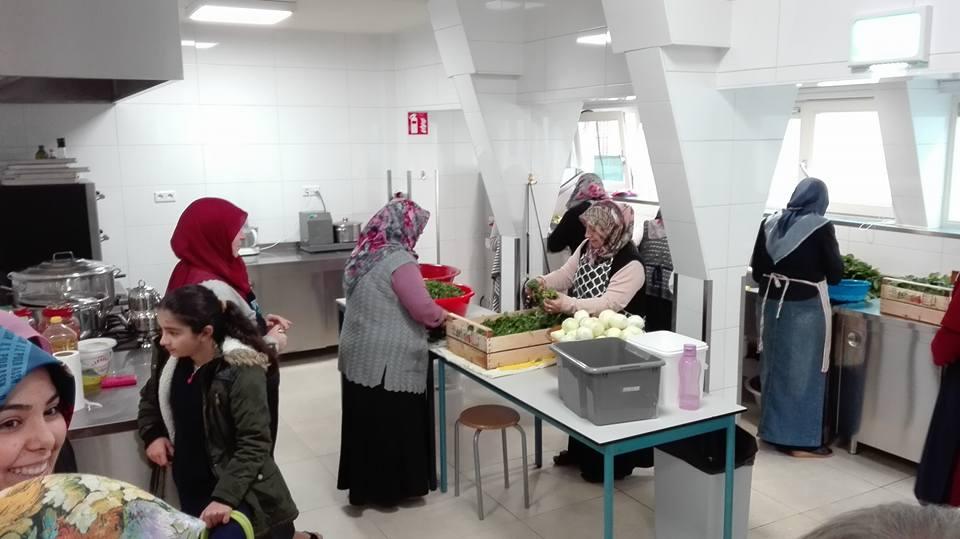 aydin peksert bij feestelijke opening fatih moskee en
