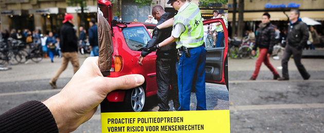 Proactief politieoptreden risico