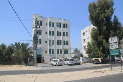 Dar-El-Salaam-ziekenhuis-Gaza