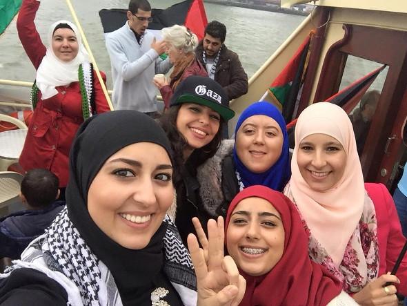 Solidariteitsactie-boot